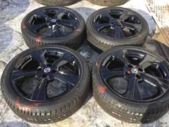 Летние колёса R17 4*100 Nissan
