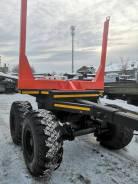 Техмаш. В продаже прицеп роспуск Лесовозный под перевозимый сортимент 9,12м., 15 000кг.