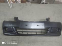 Бампер Nissan Almera 12- 18 г. в.