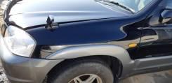 Крыло передние левое Mazda Tribute EPFW. AJ. 2001 года.