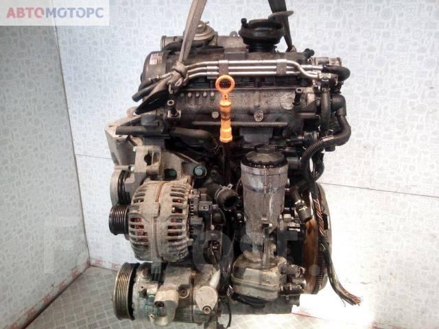 Двигатель Volkswagen Polo 4 2004 г, 1.4 л, дизель (BAY)