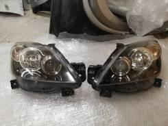 Комплект фар (ПАРА) Xenon в сборе на Mazda Demio DY рестайлинг