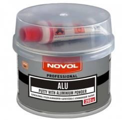 Шпатлевка с алюминиевой пылью 0,25кг 1160 Novol ALU