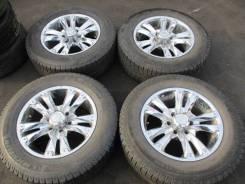 Комплект зимних колес на литье. Без пр. по РФ 265/60/18 S-5