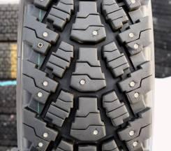 Dunlop. зимние, шипованные, б/у, износ 5%
