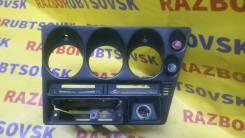 Кнопка включения аварийной сигнализации. Mitsubishi Galant, E31A, E32A, E32AR, E33A, E34A, E34AR, E35A, E37A, E38A, E39A Mitsubishi Eterna, E32A, E33A...