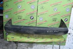 Бампер задний Mercedes E класс (W124) до рестайлинга седан