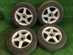 Комплект колес Bridgestone Blizzak mz-03 215/60 R16 Зима!