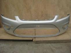 Бампер Ford Focus 2 Moondust Silver 2431C в цвет кузова новый