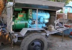 САГ дизельный сварочный генератор. 1 000куб. см.