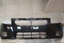 Бампер Chevrolet Cruze Черный Carbon Flash GAR в цвет кузова