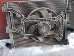Диффузор радиатора без кондиционера Renault 1.4 2009-2014
