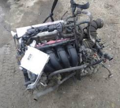Контрактный двигатель 1ZZ-fe 2wd в сборе 50000км