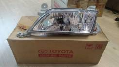 Фара левая Toyota Carina 98-01г 20-402 81170-2B710 новая оригинальная