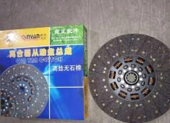 Диск сцепления 430 d-44.8 Qinyan DZ1560160014