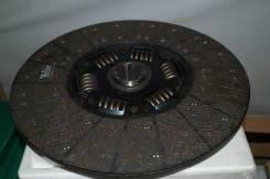 Диск сцепления 430 d-52.8 Valeo высокий демпфер WG9114160020