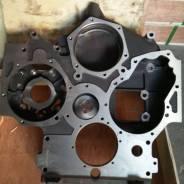Крышка двигателя передняя HOWO Евро-2 AZ2600010933, AZ2600010932