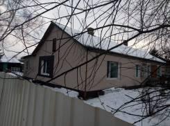 Продам дом в городе Вяземский. Вяземский, переулок Комарова 6, р-н Кирпичный завод, площадь дома 43,0кв.м., площадь участка 8кв.м., централизованн...