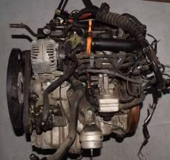 Двигатель Audi Volkswagen AVF 1.9 TD турбо дизель