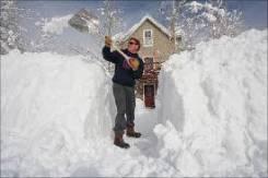 Требуются уборщики снега