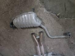 Глушитель основной левый [287003N100] для Hyundai Equus