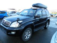 АКПП Toyota Land Cruiser TRJ120
