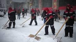 Уборка и вывоз снега от 250 р/час