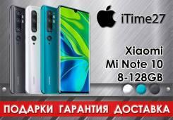 Xiaomi Mi Note 10. Новый, 128 Гб, 3G, 4G LTE, Dual-SIM