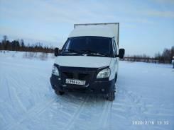 Чайка-Сервис. Продаётся изотермический фургон Газ , 2 700куб. см., 3 500кг., 4x2