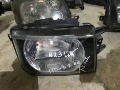 Фара правая Mitsubishi N23W