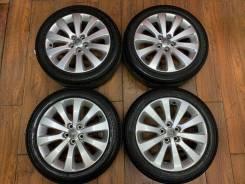 """Летние колеса R17 для Opel Astra оригинал. 7.0x17"""" 5x105.00 ET45 ЦО 56,6мм."""