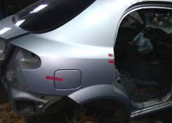 Крыло заднее (четверть) Шевроле Лачетти Chevrolet Lacetti хетчбэк
