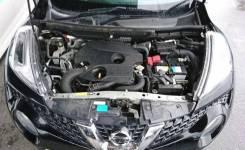 ДВС Nissan Juke MR16DTT пробег 46,400