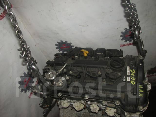 Двигатель Hyundai I40. G4NC.