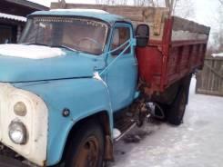 ГАЗ 53-12. ГАЗ 5312 самосвал, 3 350кг., 4x2