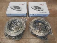 Комплект задних тормозных дисков Pajero II, Delica, Challenger. Lynx
