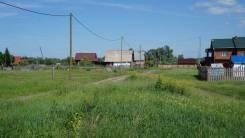 Продам земельный участок для ИЖС. с. Есаулово ул. Луговая, 9 А. 965кв.м., собственность, электричество