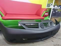 Бампер передний новый Renault Logan с04-09г
