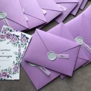 Пригласительные, свадебные наборы