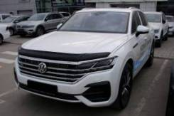 Дефлектор капота. Volkswagen Touareg, CR7 CVMD, CYRC, DCBE