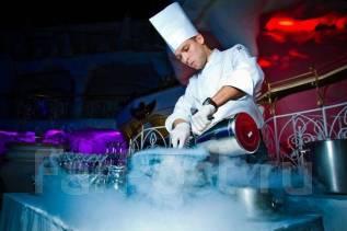 ШОУ Молекулярная кухня Впервые во Владивостоке
