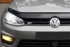 Дефлектор капота. Volkswagen Golf, 5G1, 5G5 CDAA, CHHA, CHHB, CHPA, CHZD, CJXC, CJXE, CJXG, CJZA, CJZB, CLHA, CLHB, CMBA, CPTA, CPVA, CPWA, CRBC, CRKB...