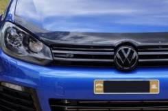 Дефлектор капота. Volkswagen Golf