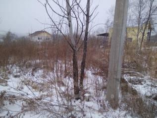 Продам участок в Артеме. 1 000кв.м., собственность, электричество. Фото участка