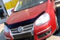 Дефлектор капота. Volkswagen Jetta, 1K2, 1K5 Volkswagen Golf AXX, BKC, BKD, BLR, BLS, BLX, BLY, BMY, BPY, BSE, BSF, BVY, BVZ, BWA, BXE, CAWB, CBDB, CB...