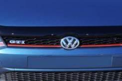 Дефлектор капота. Volkswagen Polo, 602, 612, 6C1, 6R1 CAYB, CAYC, CBZB, CBZC, CDDA, CDLJ, CFNA, CFNB, CFWA, CGGB, CGPA, CGPB, CLPA, CLSA, CMAA, CNKA...