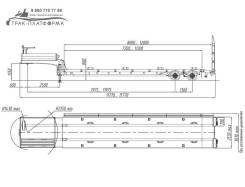 Слон. ТРАЛ СЛОН Н2-30 ЭКО (Пневмо), 30 000кг. Под заказ