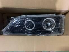 Фары диодные ангельские глазки для Toyota Cresta 100