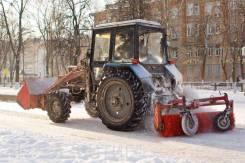 НКСЗ. Уборка чистка вывоз утилизация снега . щетка