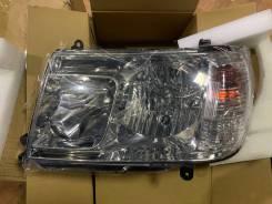 Фары под хрусталь для Toyota Land Cruiser 100-105 (04-07г)